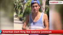 Amerikalı Zach King Sizi Şaşkına Çevirecek
