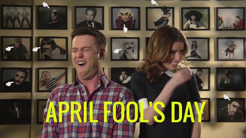 SNL Promo - Anna Kendrick (Saturday Night Live 05/04/2014)