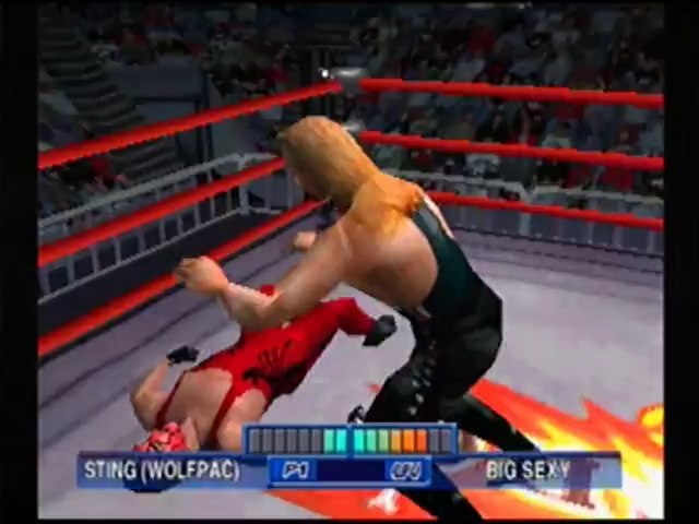 Bozawood Wrestling Presents JCBW/WCW MadNess Classics Ep.2 Sting Vs Goldberg 1999