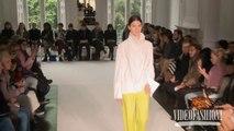 WATCH: Thomas Tait London Spring/Summer 2014 London Fashion Week runway & designer interview