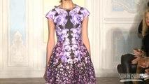 WATCH: Temperley London Spring/Summer 2014 London Fashion Week backstage, runway & interviews