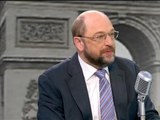 """Martin Schulz: """"les Etats membres sont les propriétaires de l'Union européenne"""" - 04/04"""