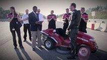 Honda's Mean Mower : la tondeuse à gazon la plus rapide du monde !