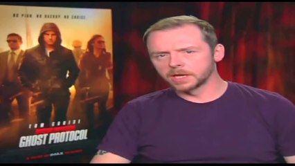 The World's End - Simon Pegg Interview