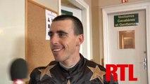Interview de Fabrice Veron, jockey de HARBOUR OF HOPE