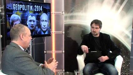 Geopolitik 2014: Ukraine - Syrien - Iran - Christoph Hörstel zu Gast bei NuoViso