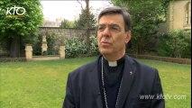 Mgr Michel Aupetit, nouvel évêque de Nanterre