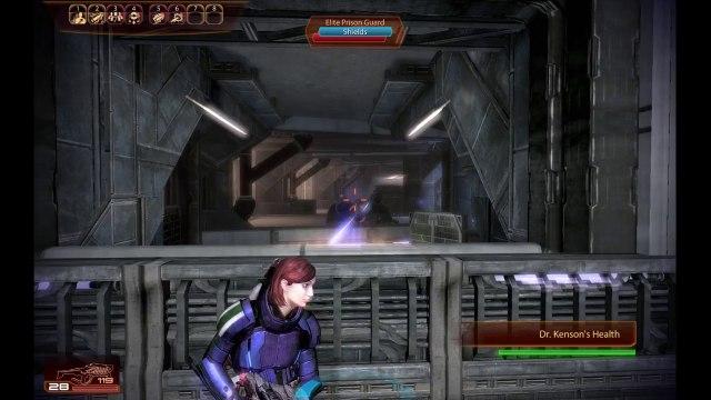 Neon Plays Mass Effect 2: Part 44: Prison Break