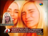 Pronto.com.ar Silvia Rodriguez en Intrusos
