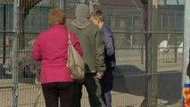 Ukraine zoo animals face starvation after president flees