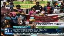 Radios comunitarias en El Salvador; lucha contra un modelo excluyente