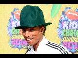 Pharrell Williams.American Singer-Songwriter, Rapper, Record producer, Musician,