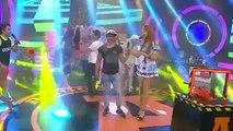 """Nikko Ponce en """"A Todo o Nada"""" baile sensual  04/04/14 baile"""