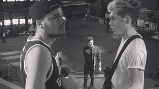One Direction Where We Are Tour REHEARSAL