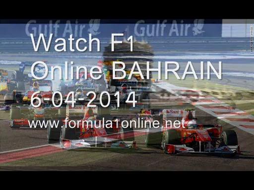 2014 Formula One BAHRAIN GP