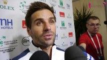 Coupe Davis Nancy: Réaction de Arnaud Clément après sa défaite contre Kamke