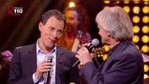 """Marc-Olivier Fogiel et Dave """" Du coté de chez Swann"""" La télé chante pour le Sidaction 05/04/2014"""