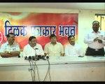 Sharad Pawar's NCP criticizes Shahi Imam's support to Congress
