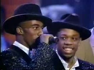 New Edition - Medley Live