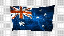 Realistic 3D Flag Maker - After Effects Template