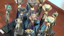Salernes Var Expositions temporaires Maison Céramique Terra Rossa Objets de fraternité « Plaisir & Zani » du 4 Avril au 18 Juin 2014- « Objet de curiosité Régine Deneux » à partir du 4 Avril Salernes Var