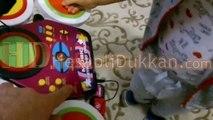 Jr Drum Beat Set Çocuklar için Bateri Ritim Seti - Orkestra Seti - Elektronik bateri oyuncak
