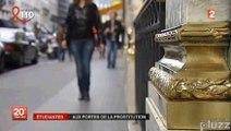 #Médiasinfos - Un site de prostitution étudiante dans le JT de 20H de France 2