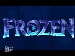 Honest Trailers- Frozen (vostfr)