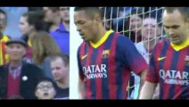 All Goals - Barcelona 3-1 Real Betis - 05-04-2014