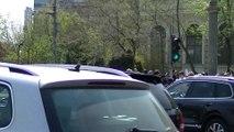 Romania Normala la cap. JOS ASPA, JOS Oprescu, JOS Bancescu, JOS bolsevicii, 4 aprilie, partea intai