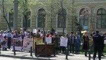 Romania Normala la cap. JOS ASPA, JOS Oprescu, JOS Bancescu, JOS bolsevicii, 4 aprilie, partea a II-a