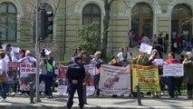 Romania Normala la cap. JOS ASPA, JOS Oprescu, JOS Bancescu, JOS bolsevicii, 4 aprilie, partea a III-a