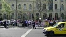 Romania Normala la cap. JOS ASPA, JOS Oprescu, JOS Bancescu, JOS bolsevicii, 4 aprilie, partea a VIII-a
