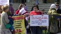 Romania Normala la cap. JOS ASPA, JOS Oprescu, JOS Bancescu, JOS bolsevicii, 4 aprilie, partea a IX-a