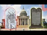 Church of Satan unveils plans for Oklahoma Satan statue
