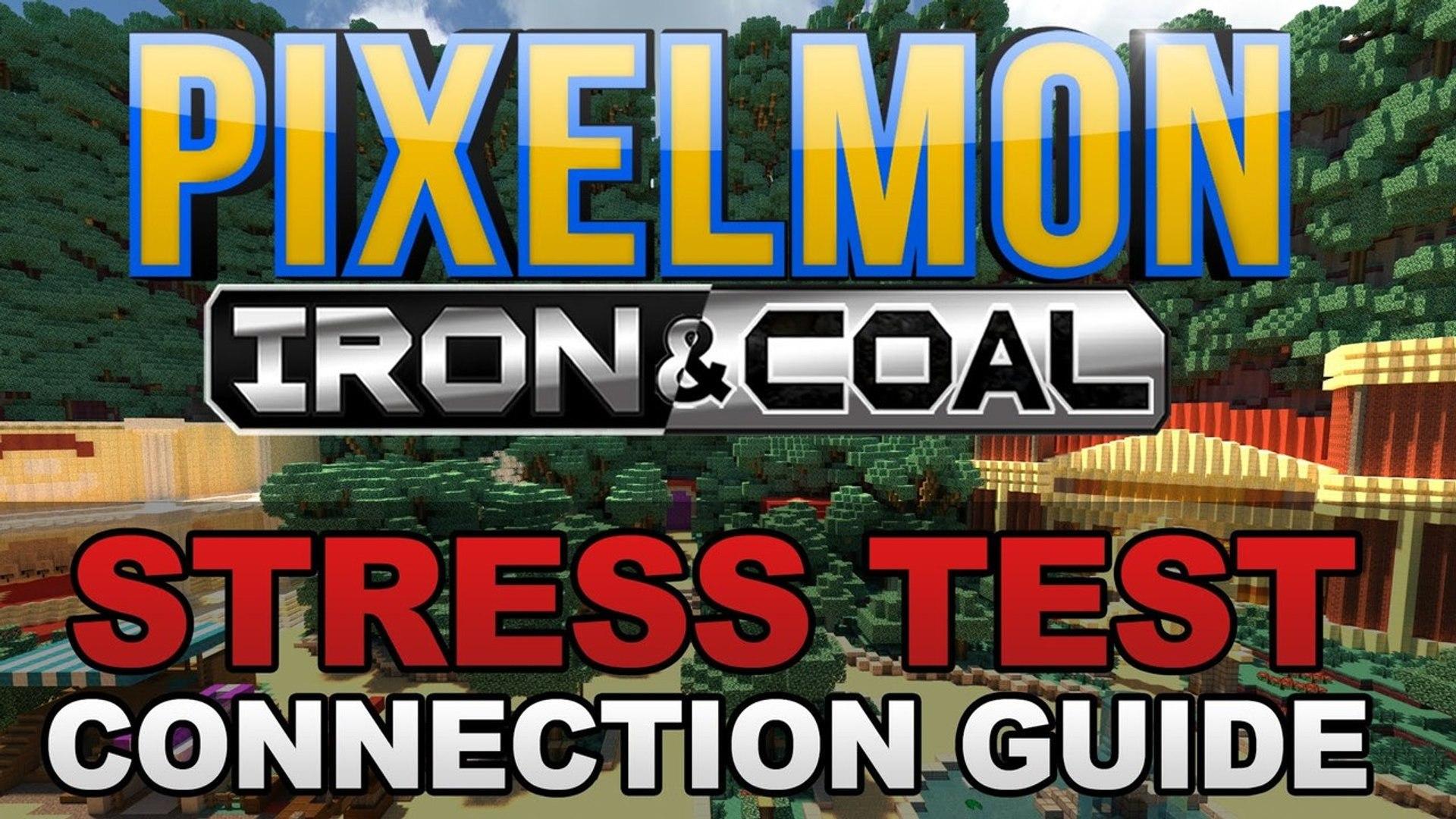 Iron & Coal Server [Stress Test] - Connection Tutorial