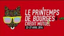 pub Le Printemps de Bourges 2014 [HQ]