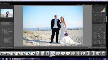 Remove Blemishes or People in Adobe Photoshop Lightroom 4 in 60 seconds! (Low)