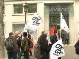 Le rachat de SFR par Numericable inquiète les syndicats - 06/04