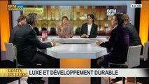 Luxe et développement durable: slow tourisme et slow food, dans Goûts de luxe Paris – 06/04 5/8
