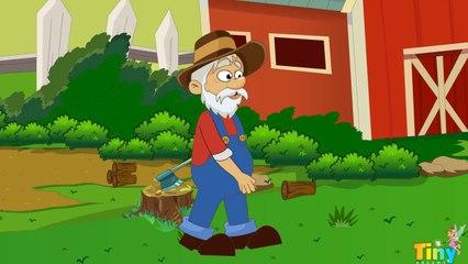 Old MacDonald Had a Farm - Tiny Dreams Kids | HD Version