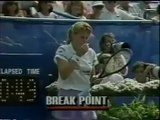 US Open 1989 FINAL - Steffi Graf vs Martina Navratilova FULL MATCH