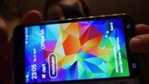 Samsung Galaxy S5 im Unboxing [Deutsch]