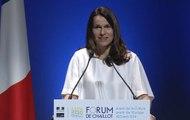 Forum de Chaillot - Ouverture du Forum par Aurélie Filippetti, ministre de la Culture et de la Communication (vendredi 4 avril 2014)
