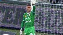 But Jérémie ALIADIERE (5ème) - FC Lorient - Evian TG FC - (1-1) - 05/04/14 - (FCL-ETG)
