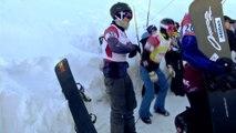 Dérapage Olympique : ces  passionnés de glisse - Lucie CECCONI et Florence CRIMON
