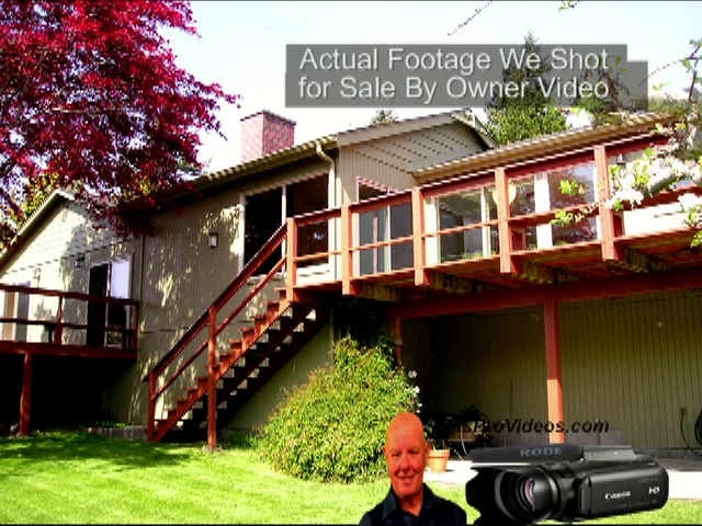 REAL ESTATE MARKETING VIDEOS FOR SALE BY OWNER OR REAL ESTATE BROKERS