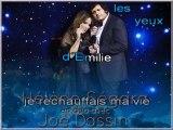 JOE DASSIN & HELENE SEGARA - DANS LES YEUX D'EMILIE - (avec la voix d'Hélène)