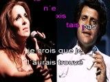 JOE DASSIN & HELENE SEGARA - ET SI TU N'EXISTAIS PAS - (avec la voix de Joe)