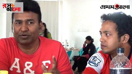 Interview of Zafarullah Sharafat with Rosh+Alo